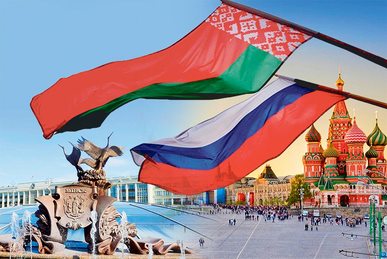 Путин: вместе с Беларусью мы будем противостоять любым попыткам исказить историю