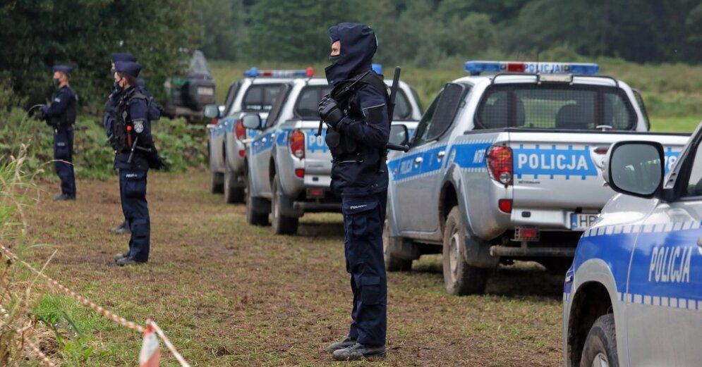 Польша ввела режим ЧП на границе с Беларусью
