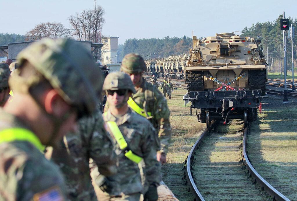 Угроза нацбезопасности: вокруг Беларуси усиливается кольцо недружественных государств