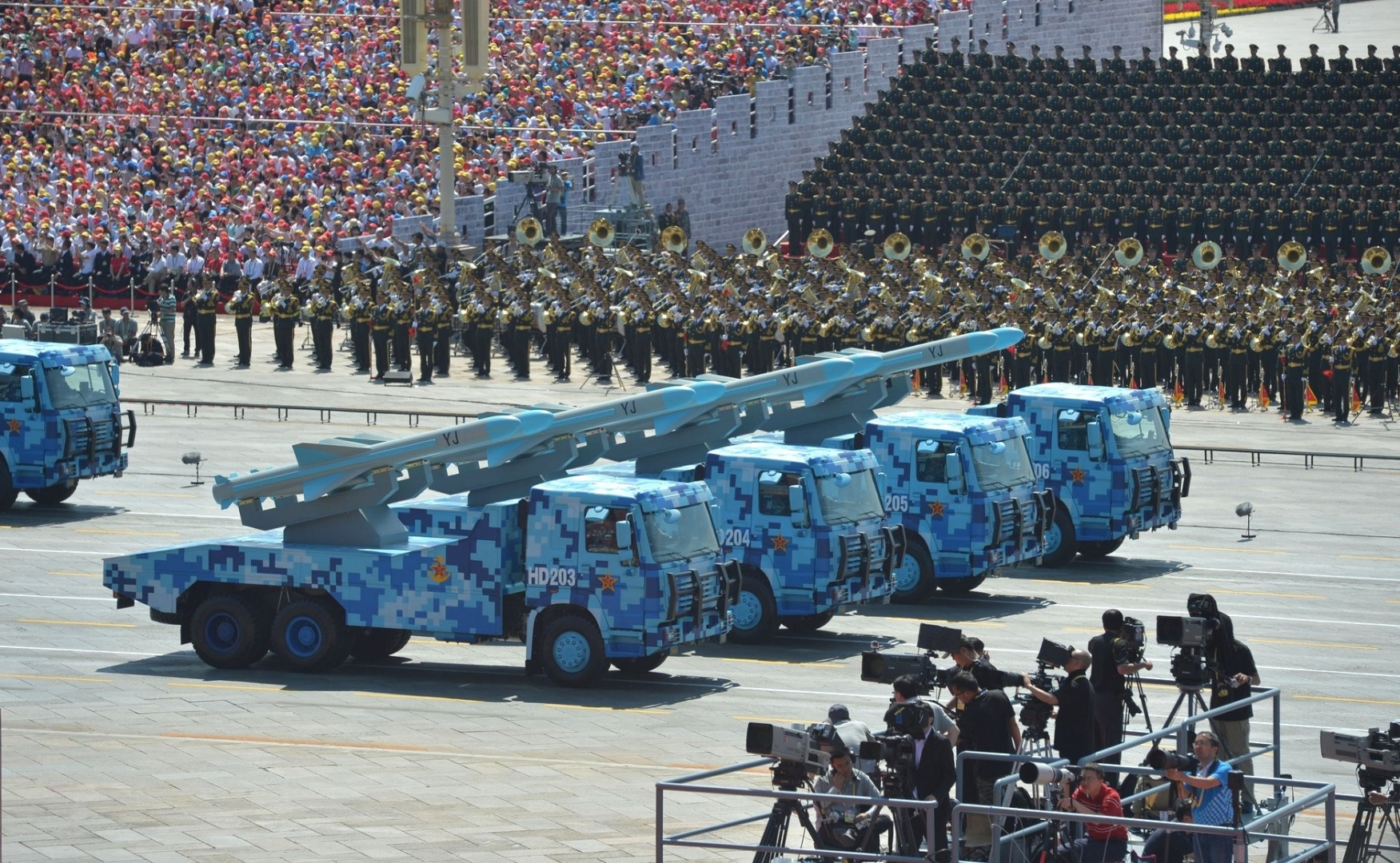 Китай пригрозил США ядерным ударом в случае создания новых альянсов