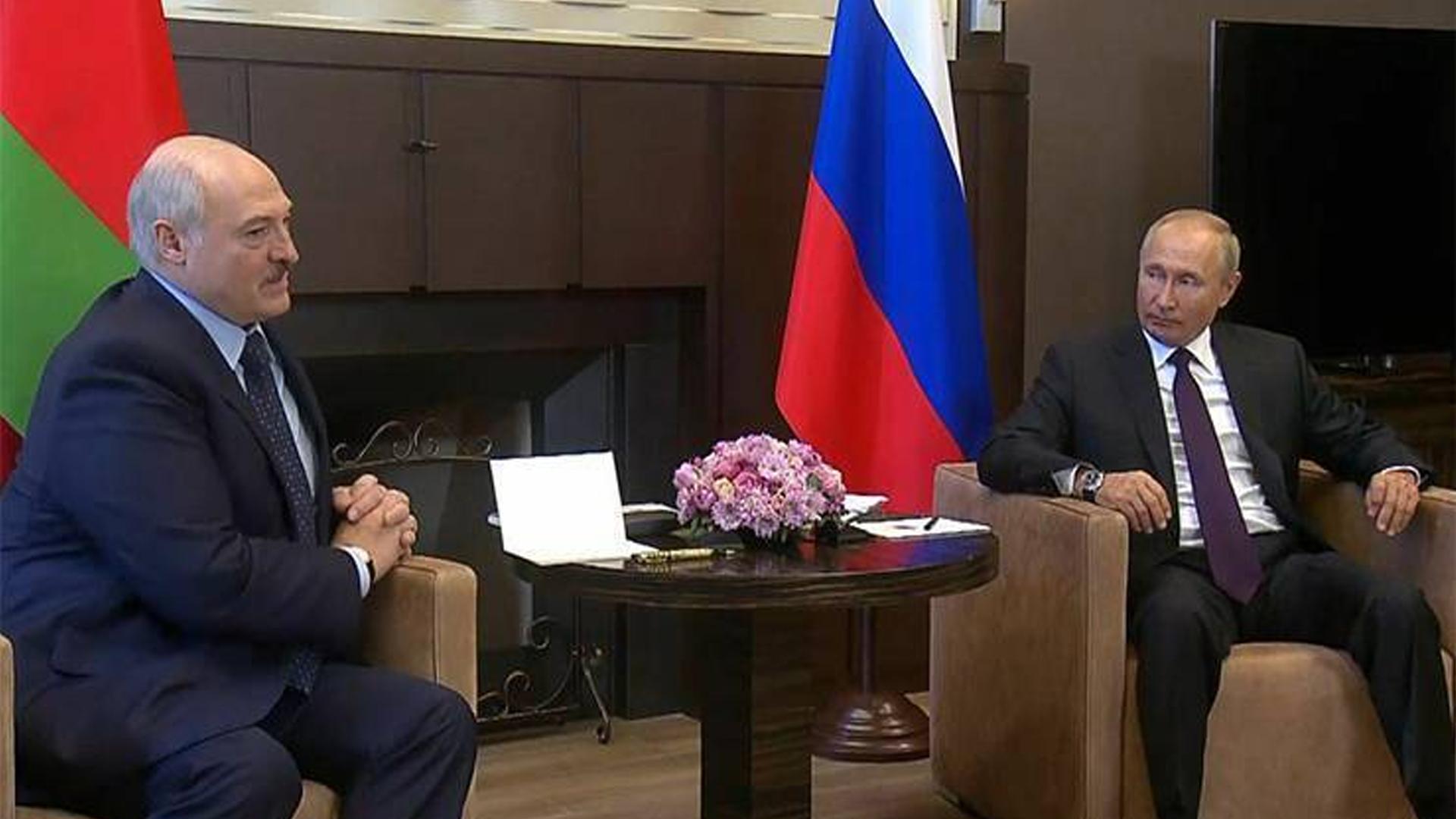 Эксперт расскзал, что еще осталось обсудить Путину и Лукашенко в октябре