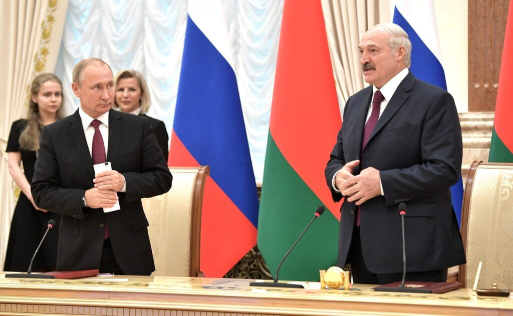 """Согласование """"союзных программ"""" не приведет к эрозии белорусского суверенитета"""