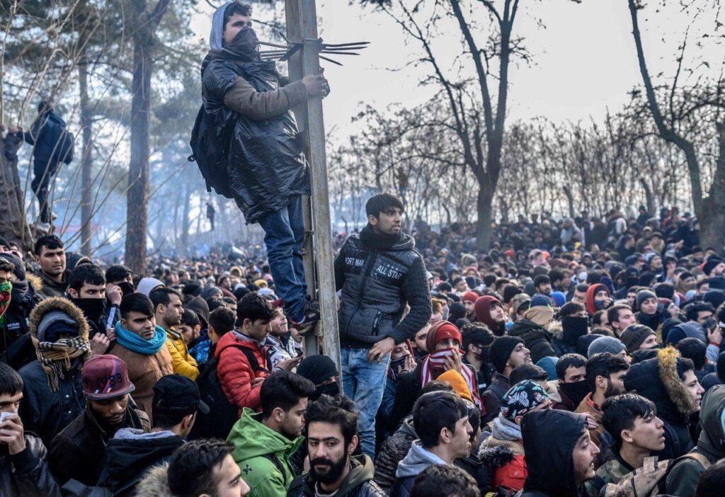 """""""Цивилизованный мир"""" делает вид, что на замечает гуманитарный кризис у себя под боком"""