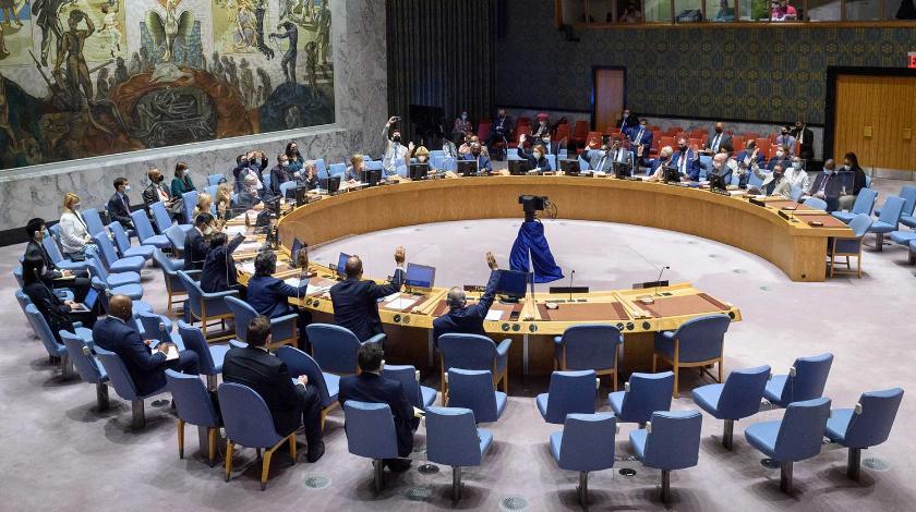 Совет Безопасности ООН проведет заседание из-за ситуации в Беларуси по просьбе Эстонии