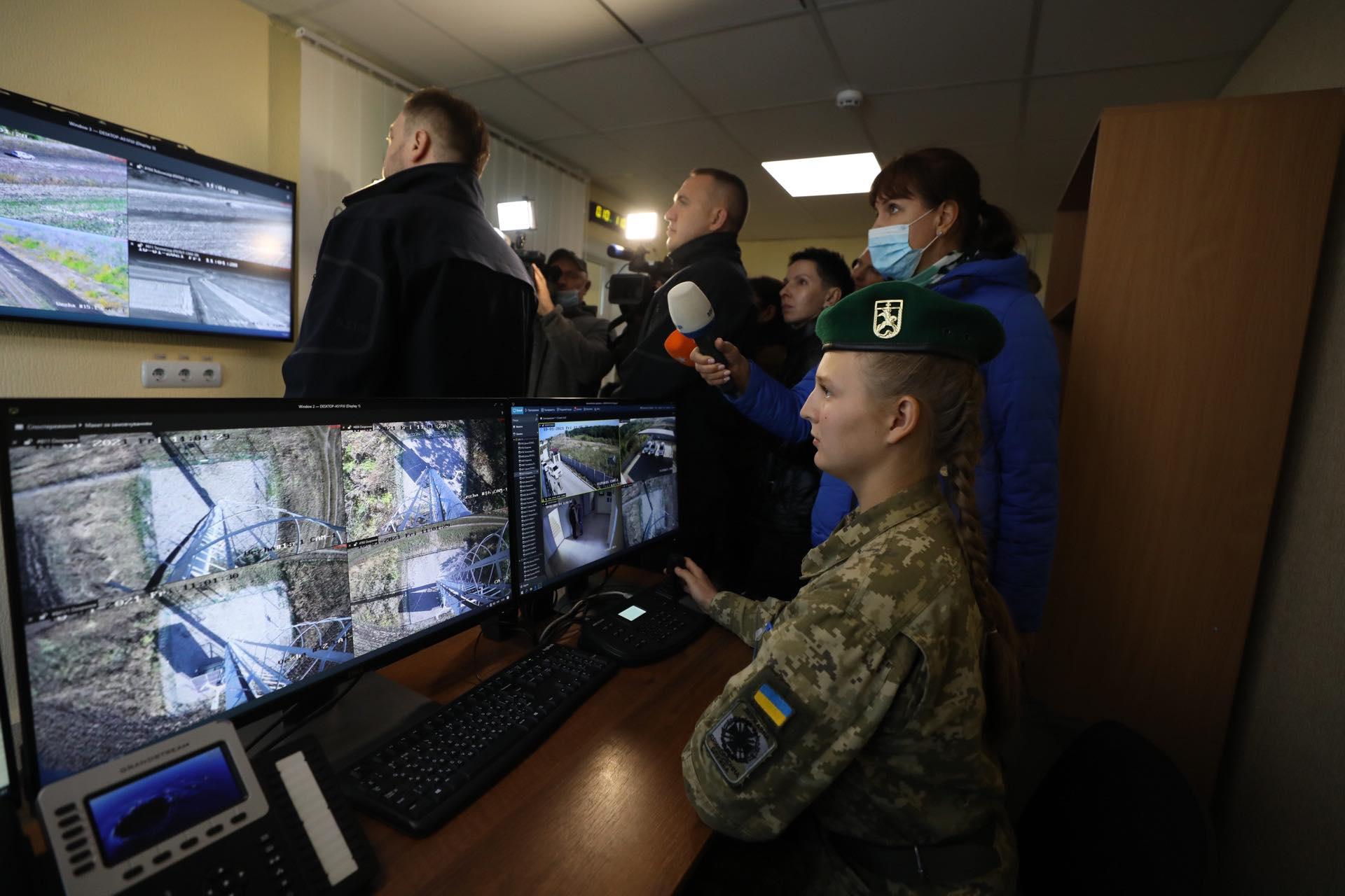 Украинская независимость. Американцы консультируют Киев при обустройстве границы с РФ