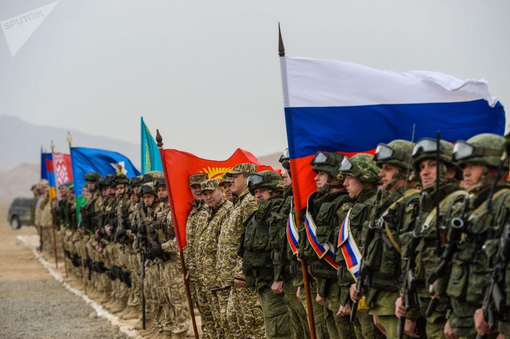 ОДКБ привлечет более 5 тыс. военнослужащих на учениях в Таджикистане