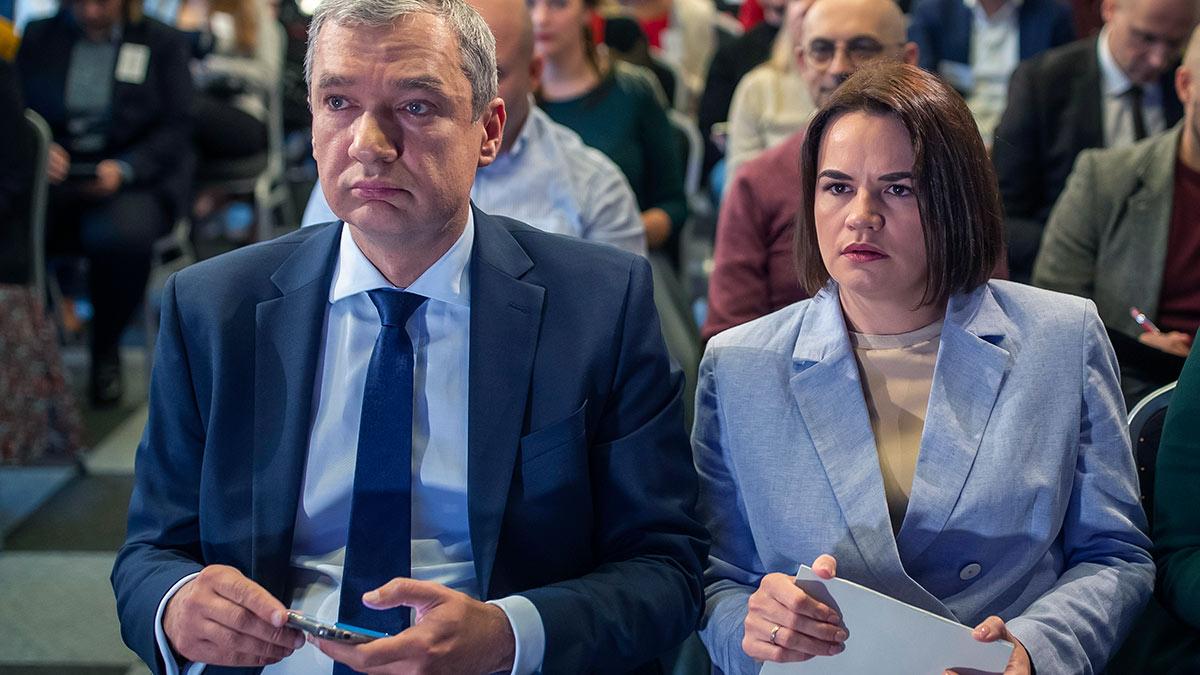 В отношении Тихановской и Латушко возбудили еще одно уголовное дело